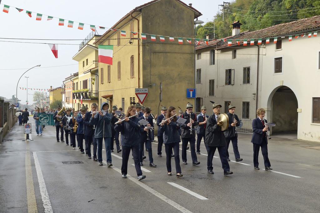 90° del Gruppo Alpini di Piovene Rocchette e Adunata Alpini zona Val d'Astico - Domenica 29 Settembre 2013