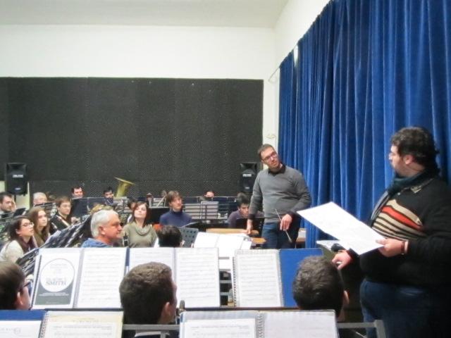 Corso triennale di direttori d'Orchestra di Fiati - 2