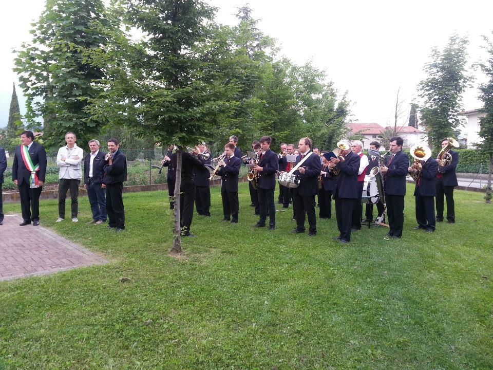 Inaugurazione del monumento ai Donatori di Sangue - 10-05-2014 - 1