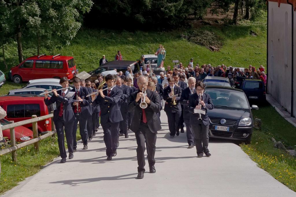 Processione della Madonna del Summano 2014 - 1