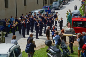 Processione della Madonna del Summano 2014 - 3