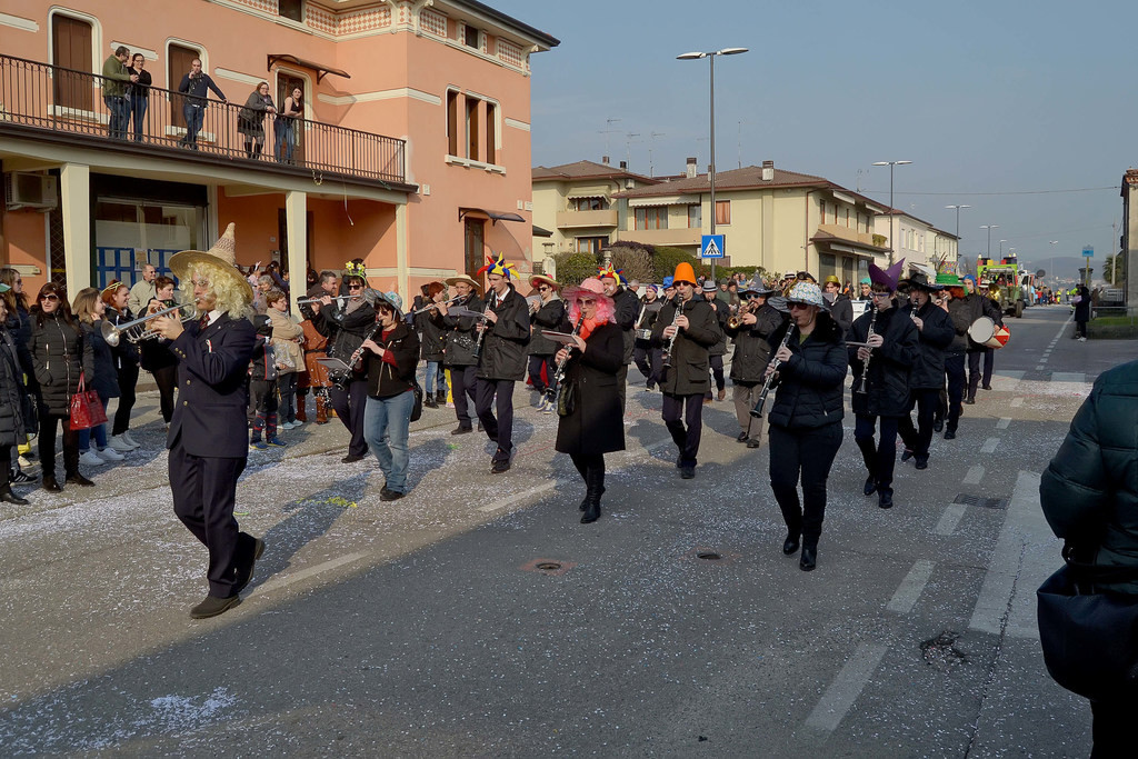 Carnevale a Zugliano - 1 Marzo 2015 - 1