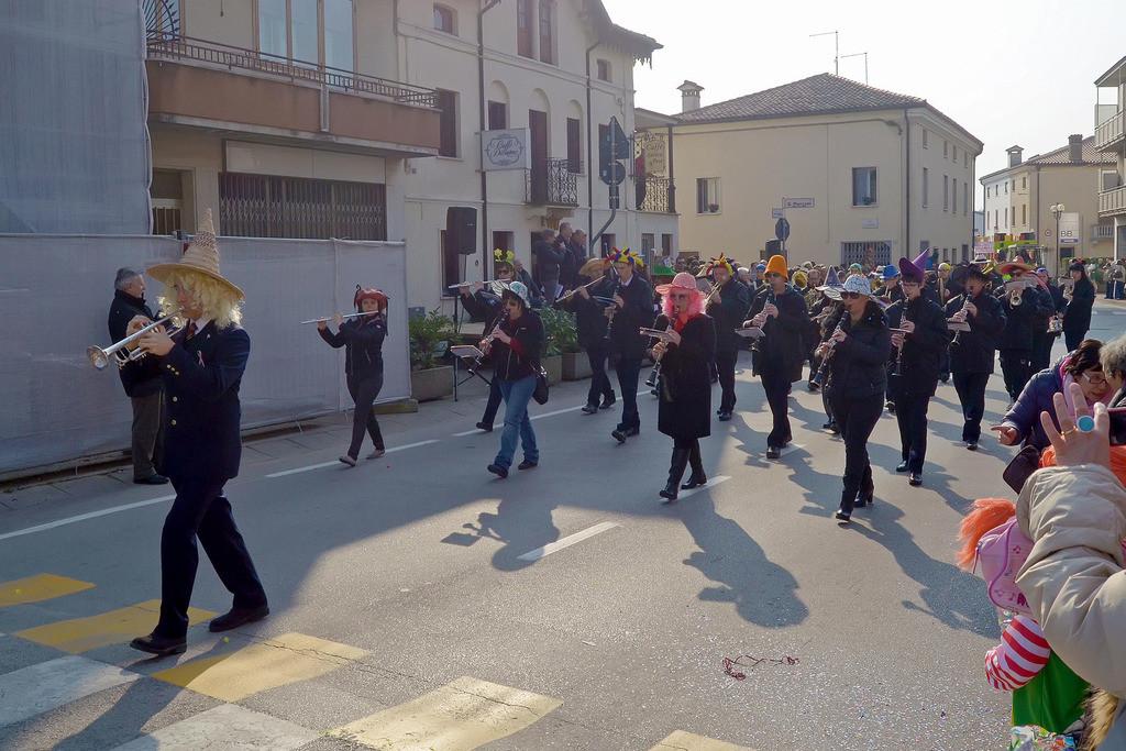 Carnevale a Zugliano - 1 Marzo 2015 - 2