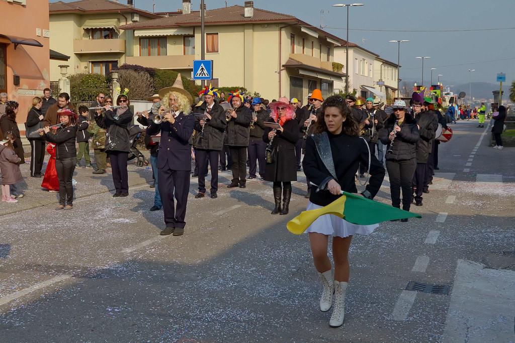 Carnevale a Zugliano - 1 Marzo 2015 - 3